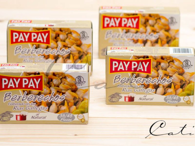 Escopinyes pay-pay 35/45